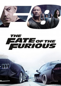 Fate of the Furious poster image