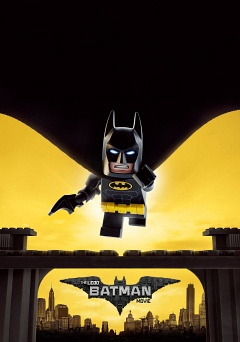 The Lego Batman Movie poster image