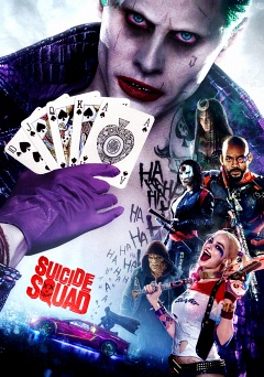 Suicide Squad poster image