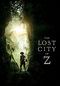 The Lost City Of Z poster image